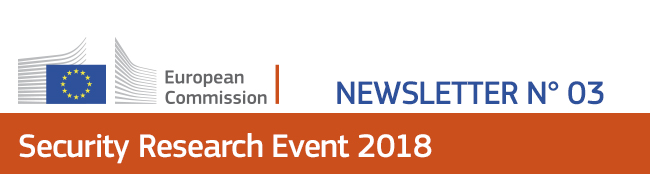 Security Research Event 2018 - Newsletter 03